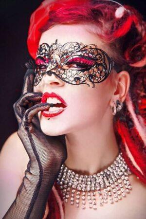 Adele Masquerade Mask