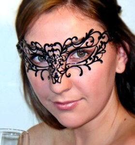 Enchant Petite Mask Italian Made