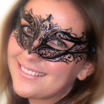 Jessica Masquerade Mask
