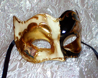Large Mans Mask
