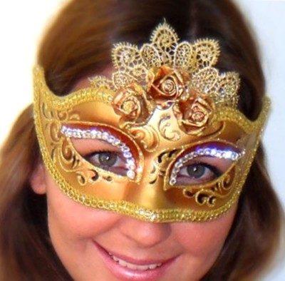 Copper Mask Marie Antoinette