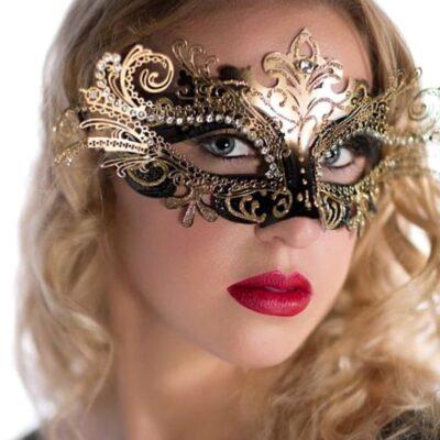 Spellbound Gold Masquerade