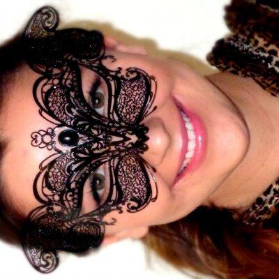 Whiskas Black Cat Costume Mask for Masquerade