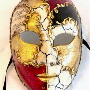 Vivaldi Venetian Wall Mask