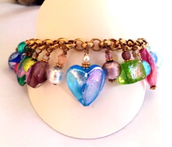 Heirloom Murano Bracelet