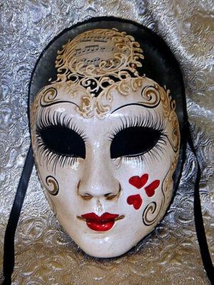 Casanova's Lady Full Face Mask
