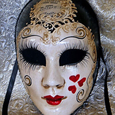 Casanova's Lady Full Face Mask