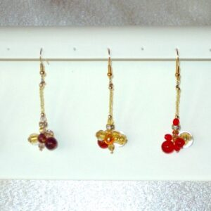 Murano Earrings Forever