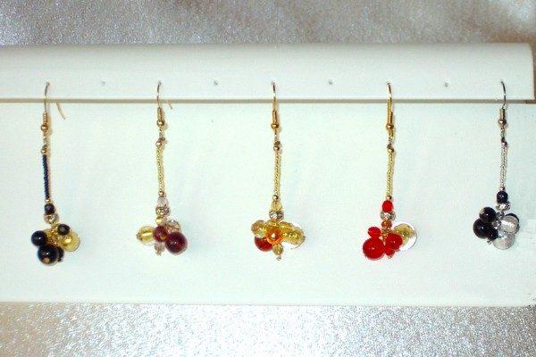 Murano Earrings Forever