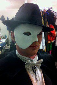 White Phantom of the Opera