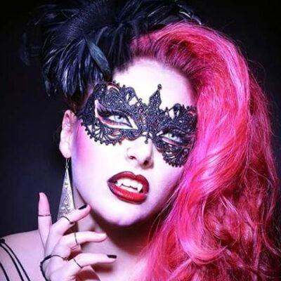 Sexy Lace Mask - Carmen