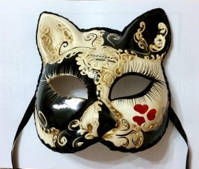 Cat Wall Mask