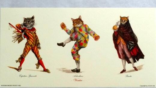 Cat Print Capitano
