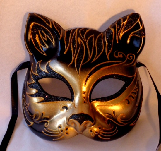 Safari Cat Mask