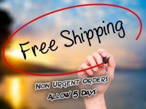FREE Non Urgent Delivery Included or Express Post $11.90 Next Day Delivery in Aust. Post Network
