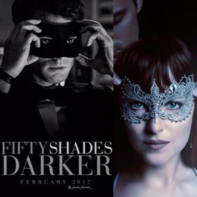 50 Shades Masks