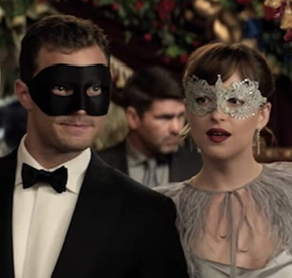 50 Shades Darker Set of Masks