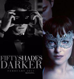 50 Shades Masks