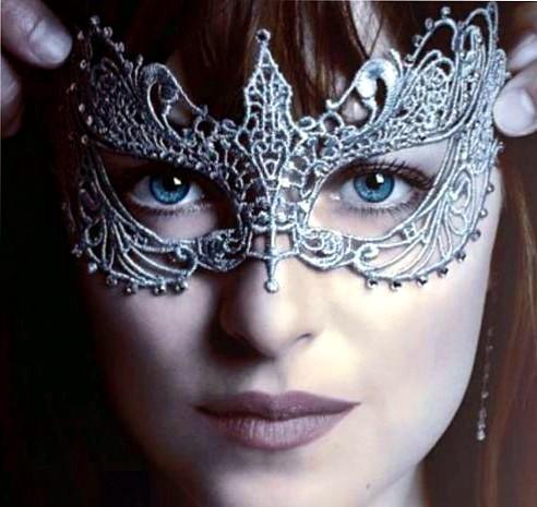 Anna's Sexy Mask - 50 Shades