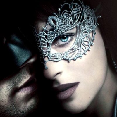 50 Shades Ladies Mask