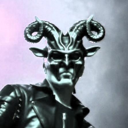 Horny Devil Mask