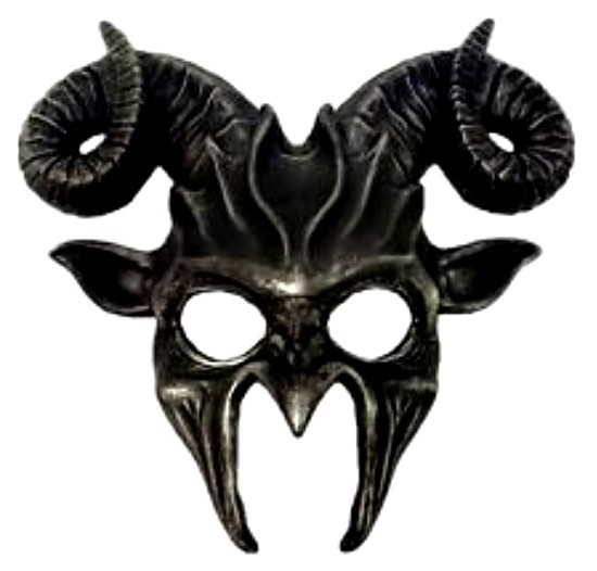 Horny Mask with Horns