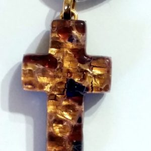 Murano Cross Gold