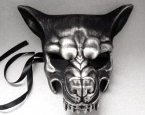 Werewolf Mask, Dog