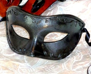 Men's Masquerade Masks
