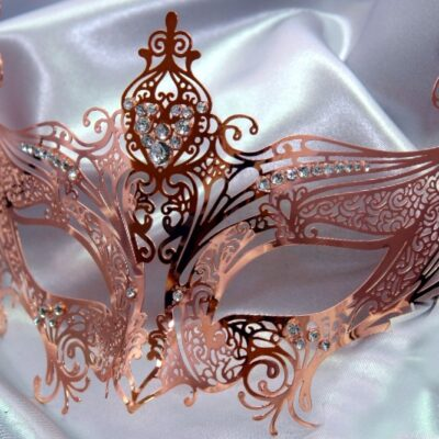 Angel Masquerade Mask