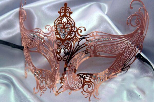 Angel Masquerade Mask