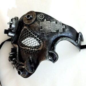 Steampunk Silver Phantom