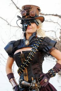 Steampunk Sweet heart