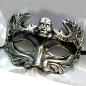 Triton Mens Silver Mask