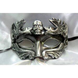 Triton Skull Masquerade Mask