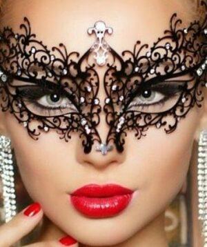 Ladies Masquerade Masks