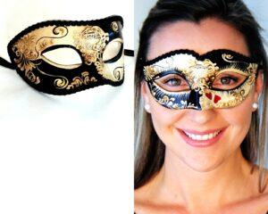 Amore Couples Venetian Masks