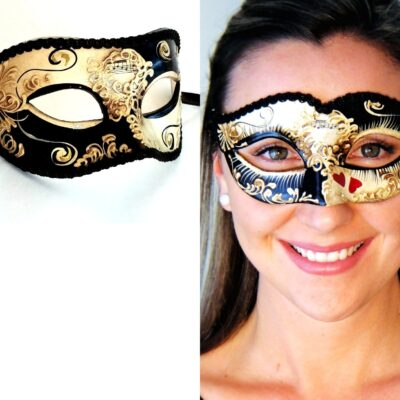 Amore Couples Venetian Masks