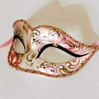 Lily Blushing Nude Mask