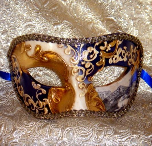 Navy Blue Mask for Men