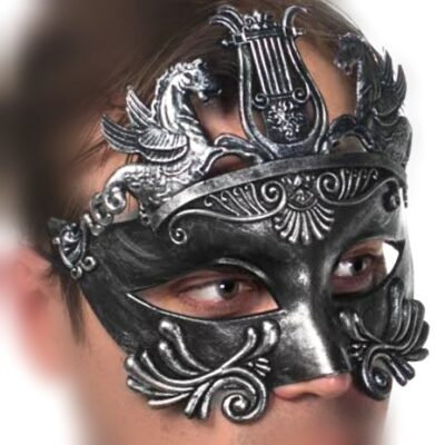 Centurian Fancy Dress Mask