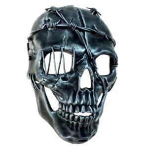 Skull Mask Halloween Fancy Dress