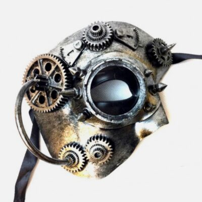 Steampunk Phantom Future