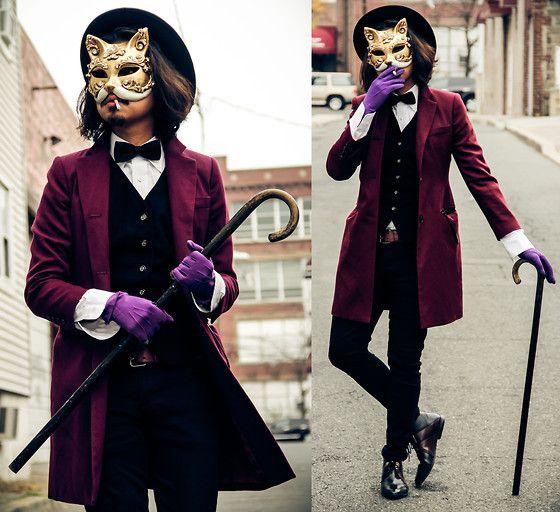 Cosplay Cat Mask, Fancy Dress