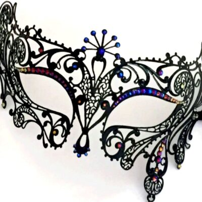 Exotic Sapphire Masquerade