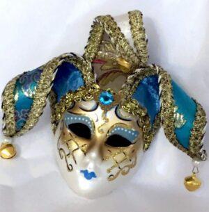 Louise Blue Mini Jester
