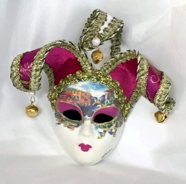 Venezia Pink Jester