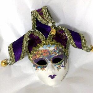 Venezia Purple Mask