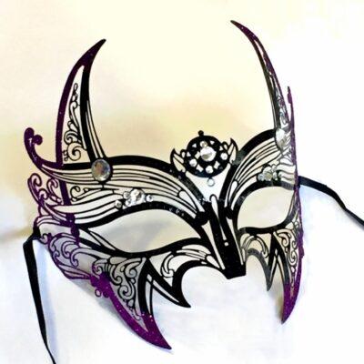 Vampire Mask, She Devil Mask, Cosplay Gothic Masquerade