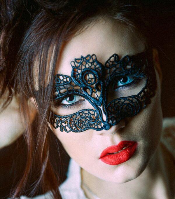 Lace Masquerade